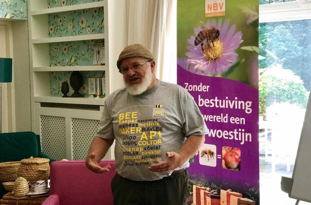 Lezing biodiversiteit op Slingerbosch