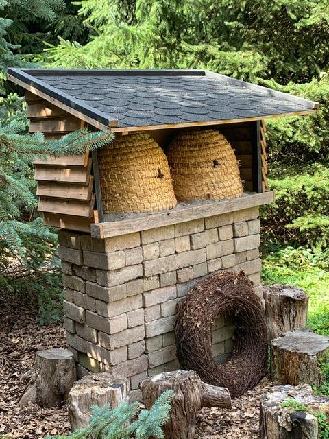 Bijenkorven: leuk voor in de tuin?